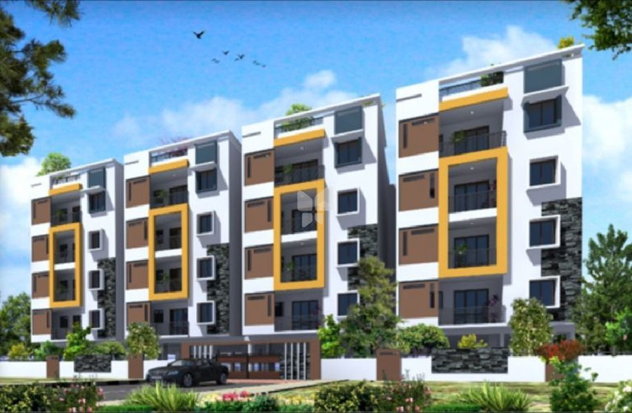 SLV Sri Vari Enclave - Elevation Photo