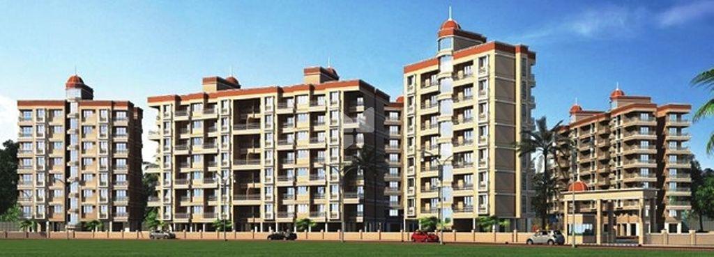 GBK Vishwajeet Edge - Elevation Photo