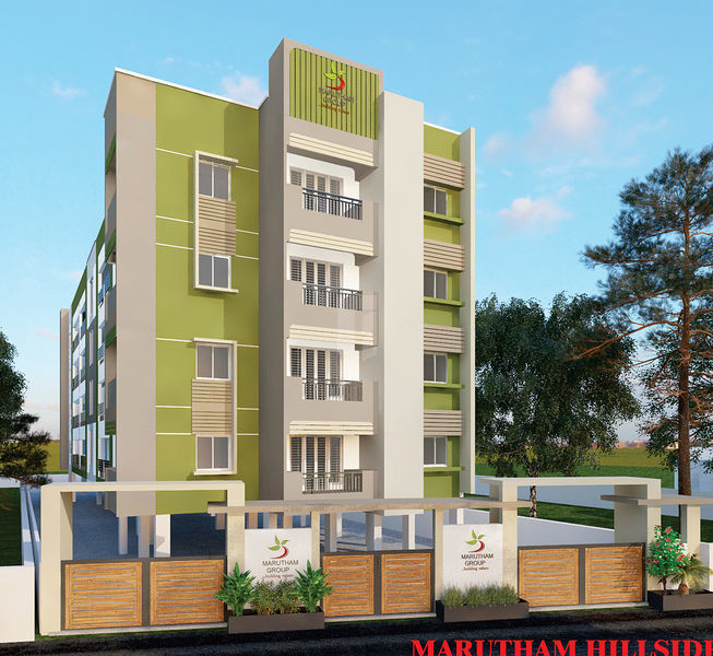 Marutham Hillside - Project Images