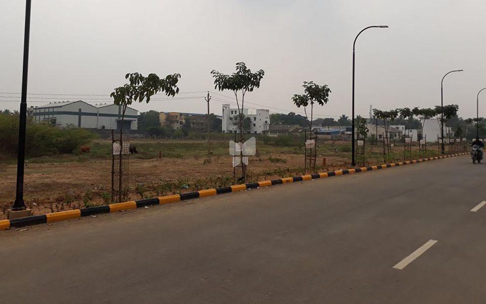 GTK Shobha Green Park - Elevation Photo