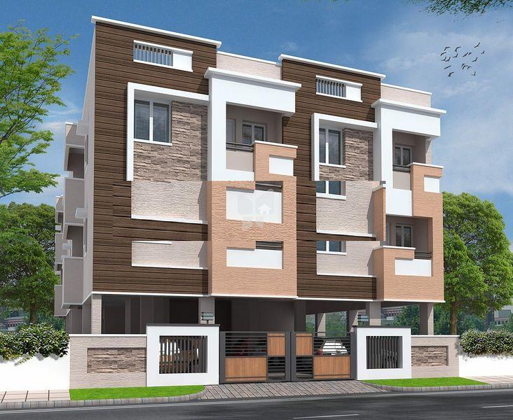 Sri Abiraami Sundaram Colony - Project Images
