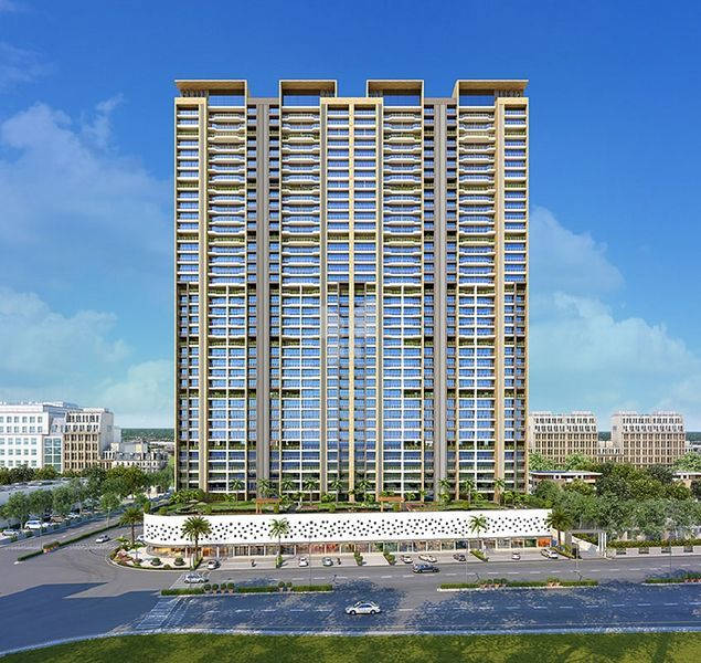 Satyam Imperial Heights - Elevation Photo