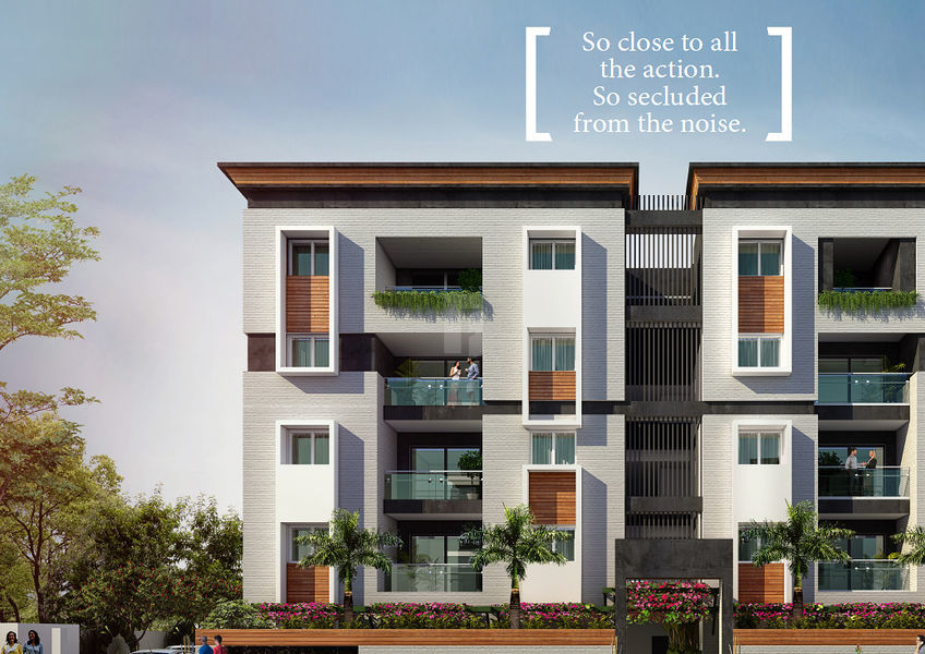 Adroit House Of Ambal - Project Images
