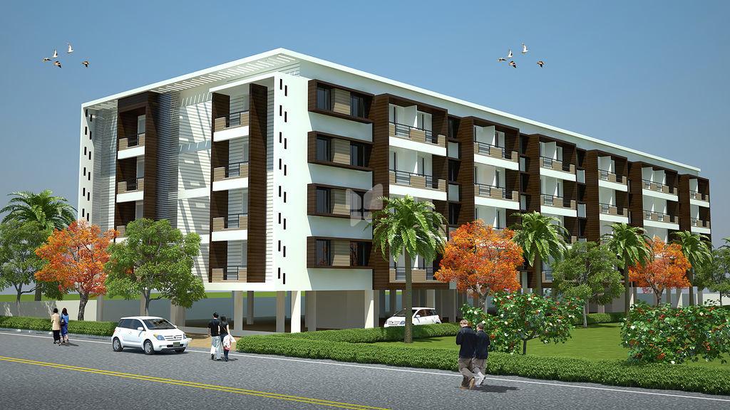 RR Sreepaatham Phase II - Elevation Photo