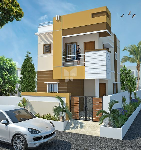 KRK Villas - Elevation Photo