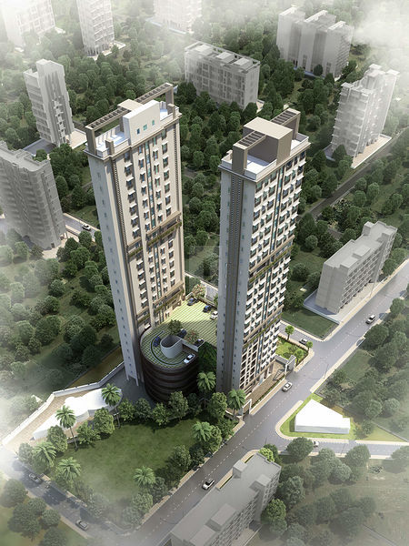 Dhaval Sunrise Orlem - Project Images