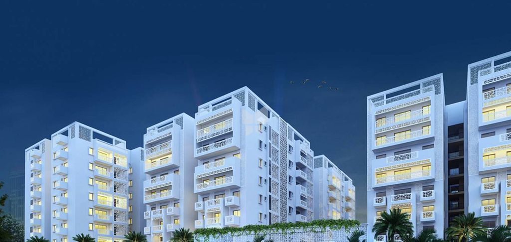 Vaishnavi Oasis - Elevation Photo
