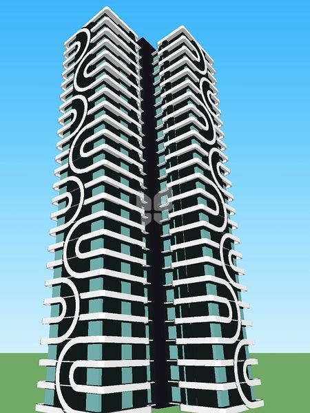 Ravi Gaurav Imperial - Elevation Photo