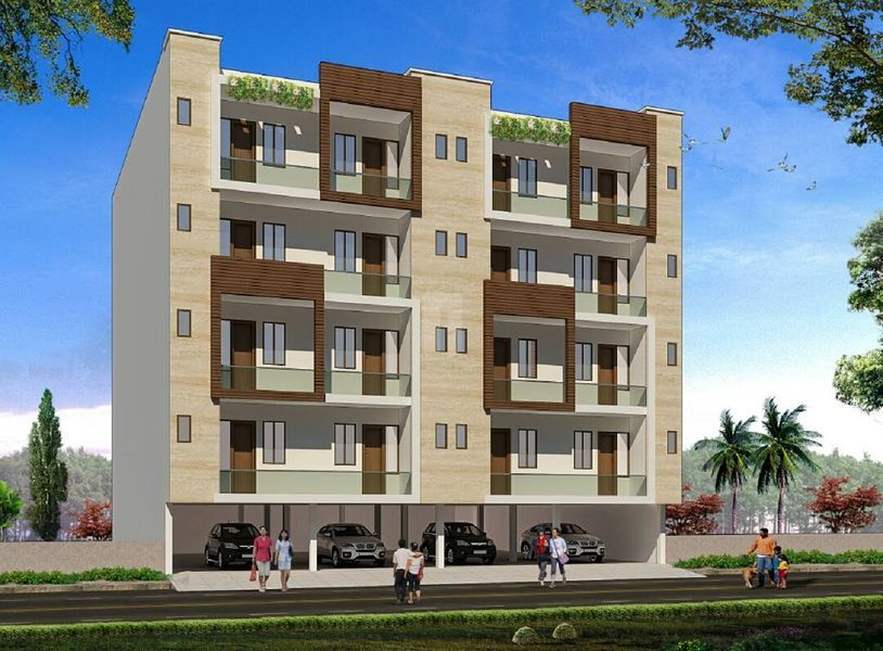 Uphaar Khushi Homes - Project Images