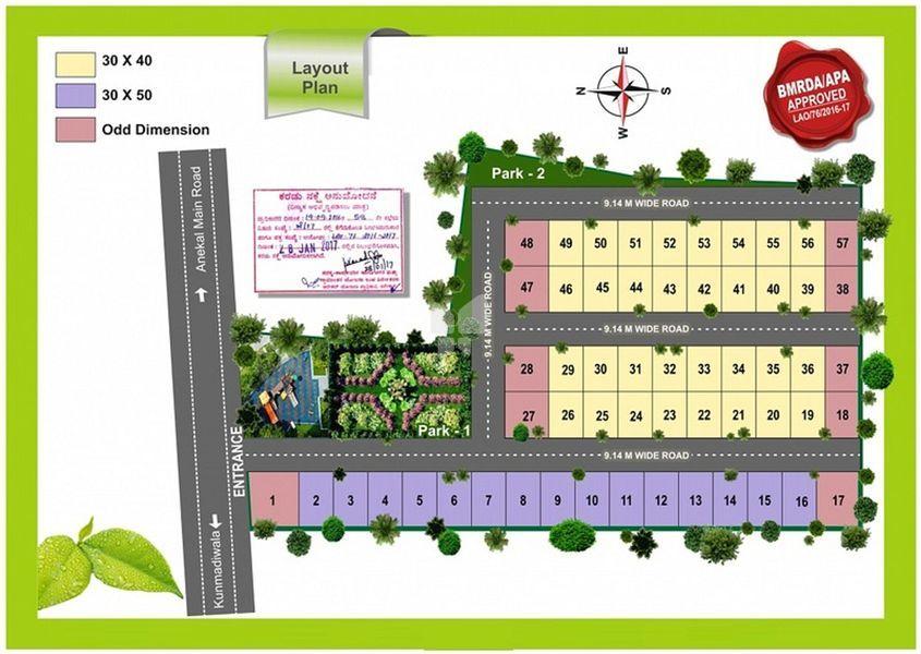 Green Grove - Master Plans