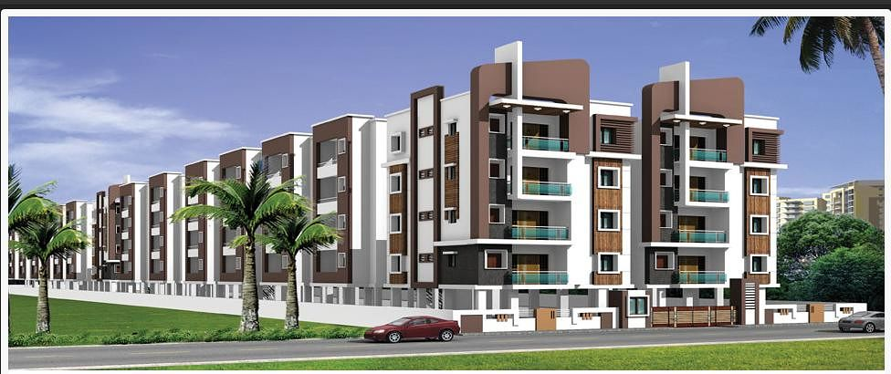 Gayathri Good Life - Elevation Photo