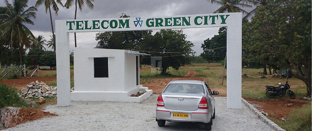 Telecom Green city - Project Images