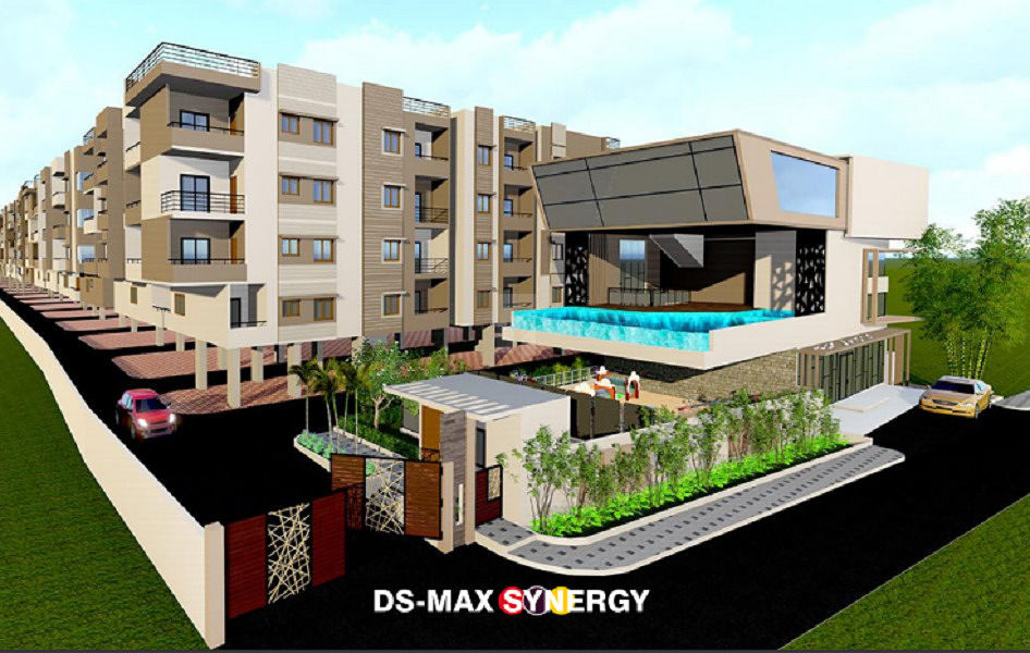 DS-MAX Synergy - Elevation Photo