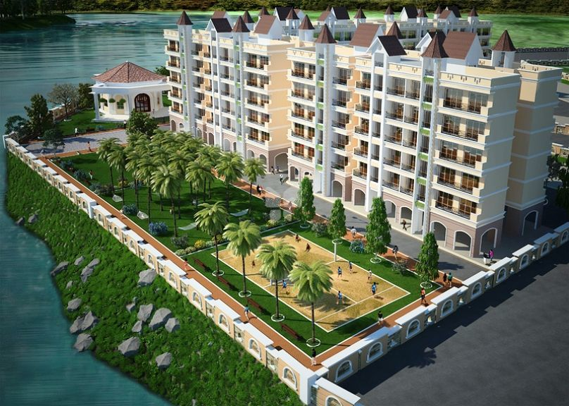 Bombay Kritika River View - Project Images