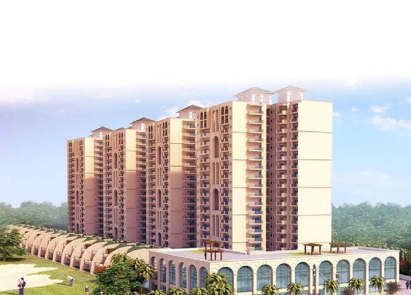 Antriksh New Dwarka Residency - Elevation Photo