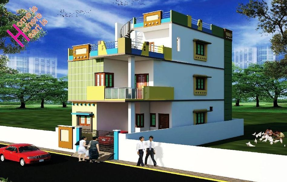 Vivek Feel Good Homes - Project Images