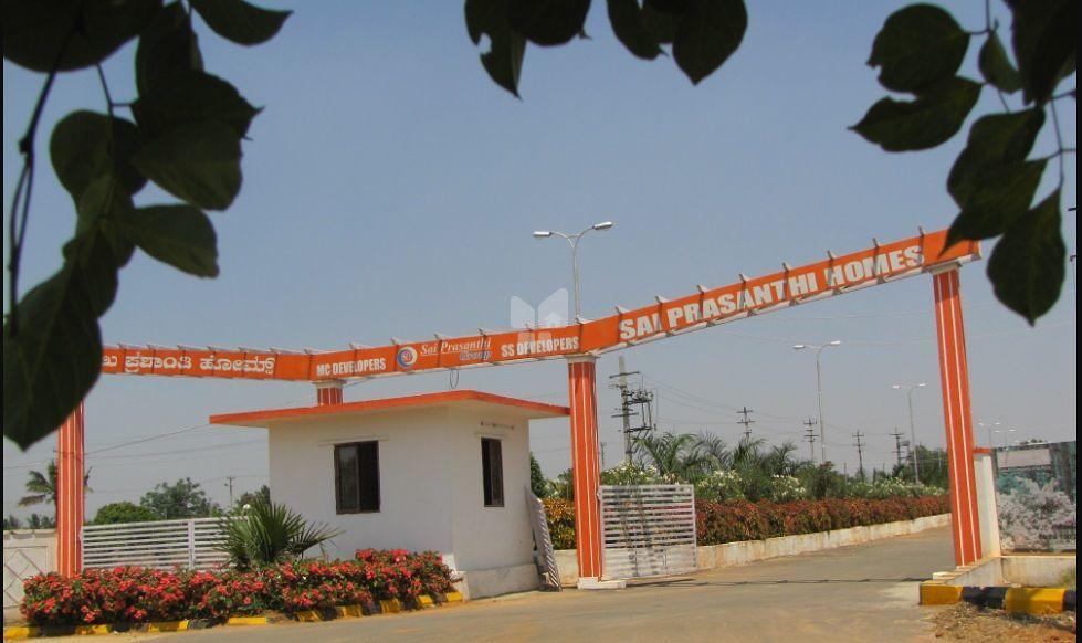 Sai Prasanthi Homes Phase II - Elevation Photo