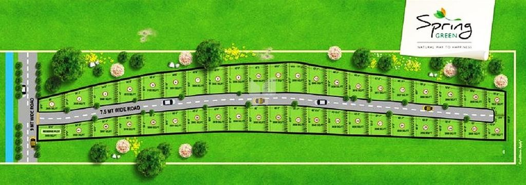 Right Choice Spring Green - Master Plans