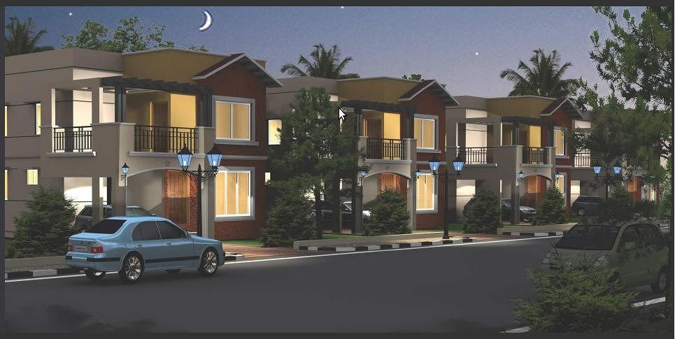 Peninsula Prakruthi - Elevation Photo