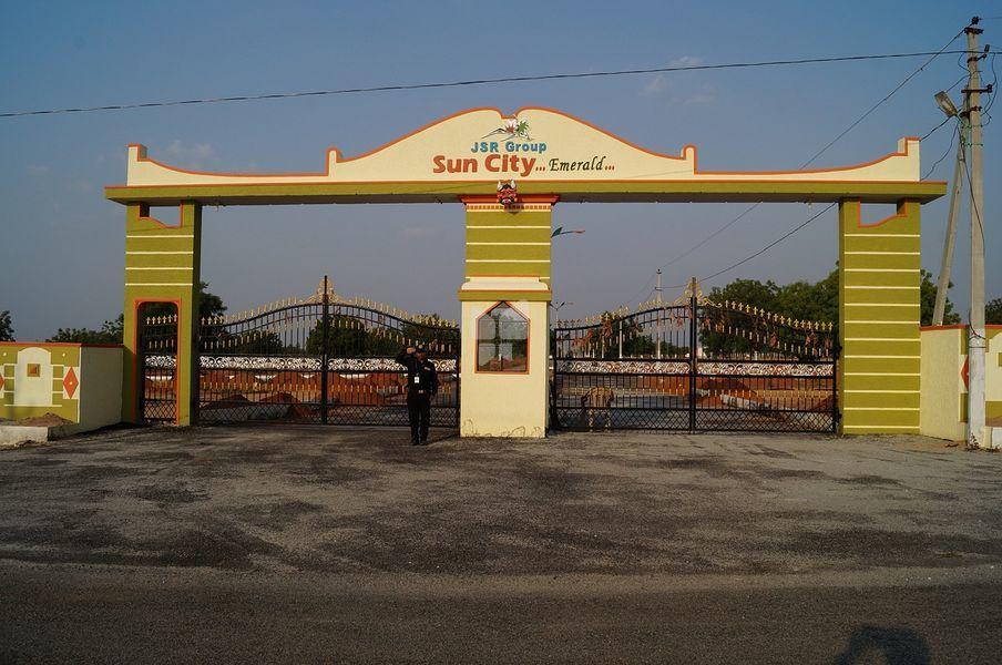 JSR Sun City Emerald Extn - Elevation Photo