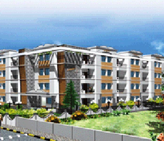 KRK Aishwarya Ornate - Elevation Photo
