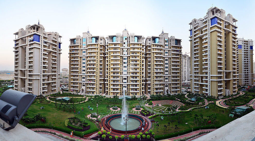 Purvanchal Royal Park - Project Images