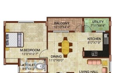 mythri-prestige-in-bommanahalli-floor-plan-2d-pbl