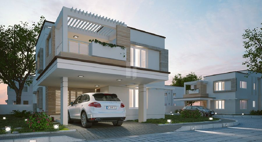 Ideal Homes Phase II - Elevation Photo