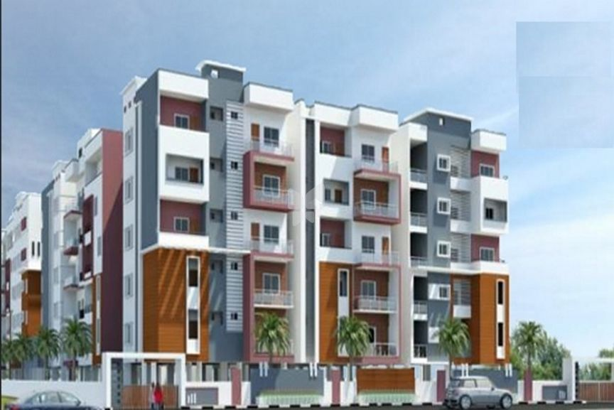 Ajantha Prime - Elevation Photo
