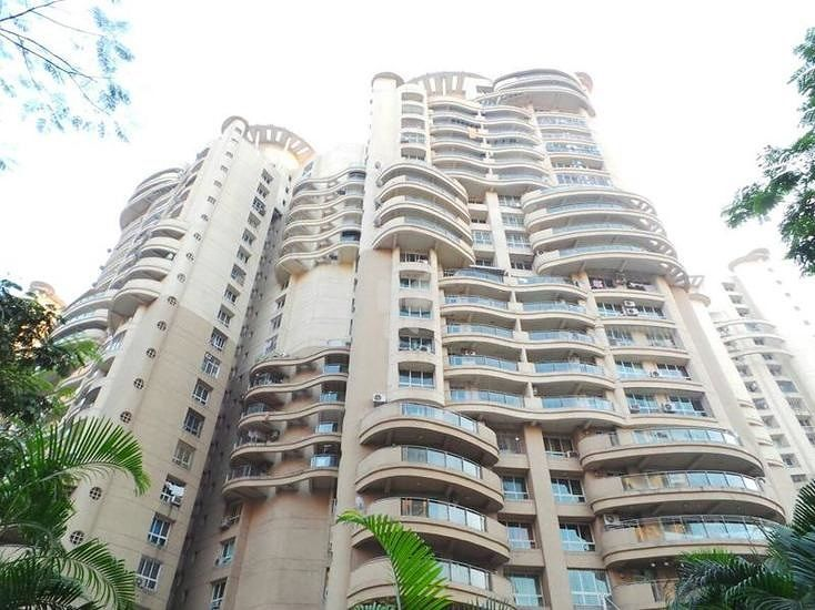 Nahar 8 Towers - Elevation Photo