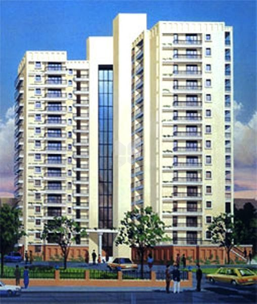 Motwani Fair Mount Apartment - Elevation Photo
