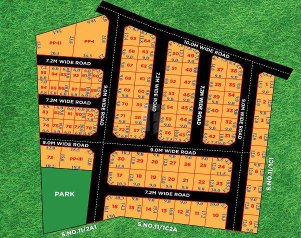 Ilaya Plots - Master Plans