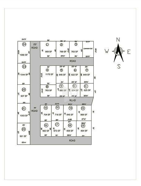 Rudraksh Agaram Villas - Master Plan