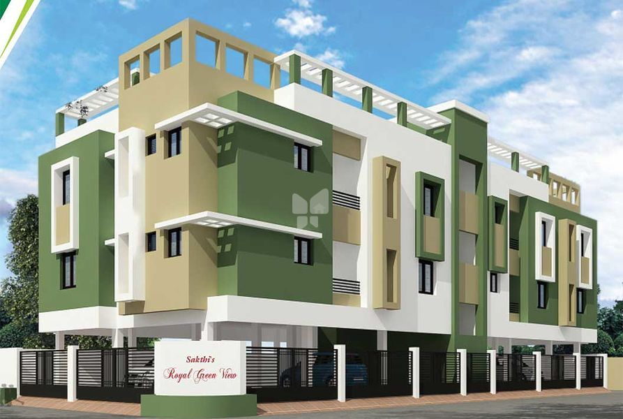 Sakthis Royal Green View - Project Images