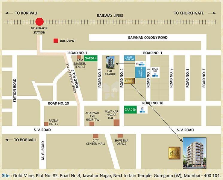 Bali Gold Mine In Jawahar Nagar Mumbai Price Floor