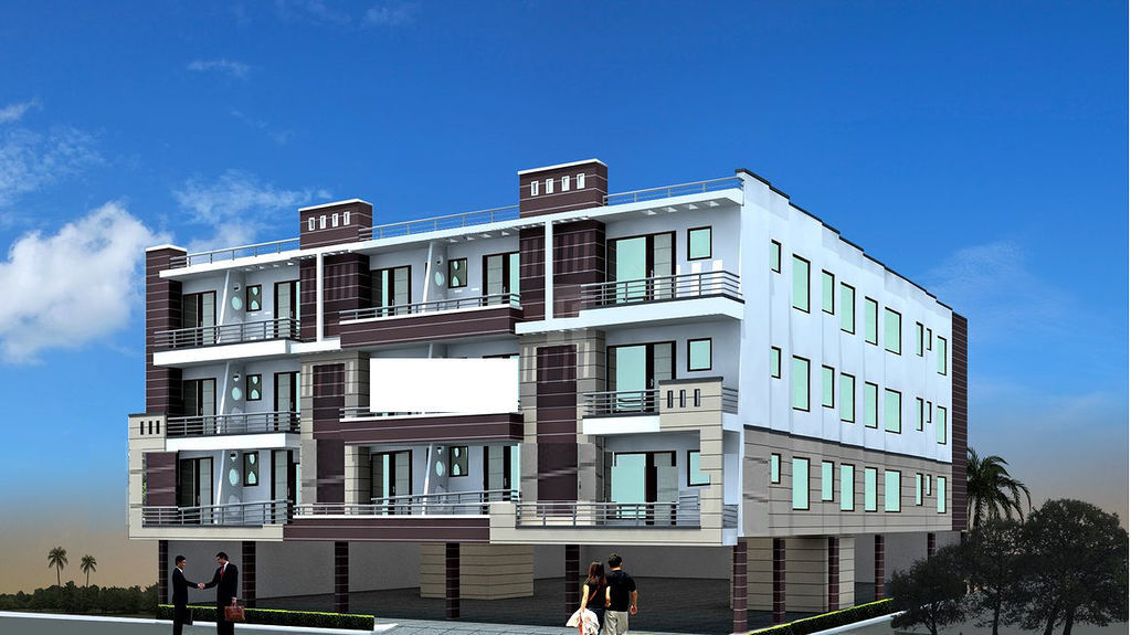 VP Apartments - Project Images