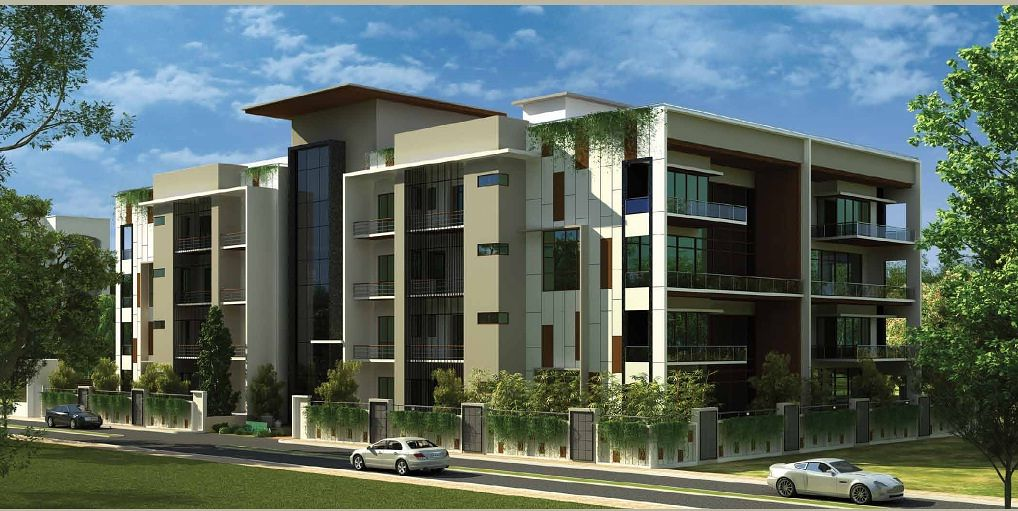 Indraprastha Schon - Project Images