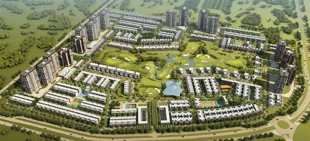 Godrej Golf Links Evoke Villas - Project Images