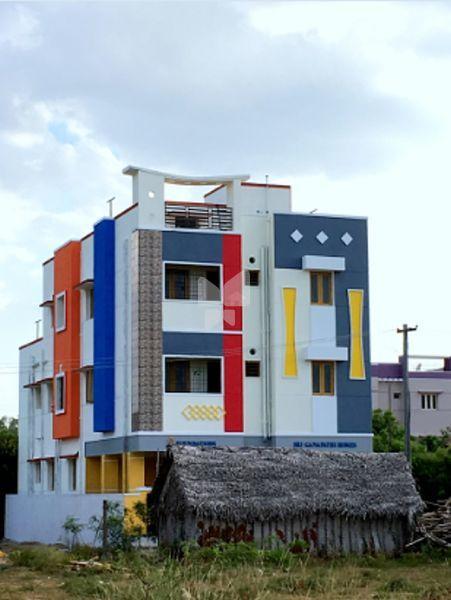Balaji Sri Ganapathy Homes - Project Images