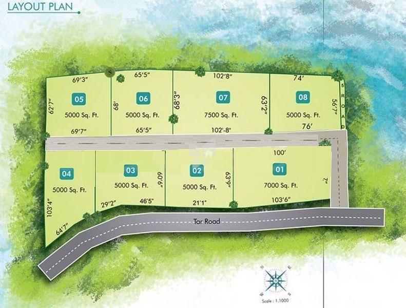 Sai Waterfront - Master Plans