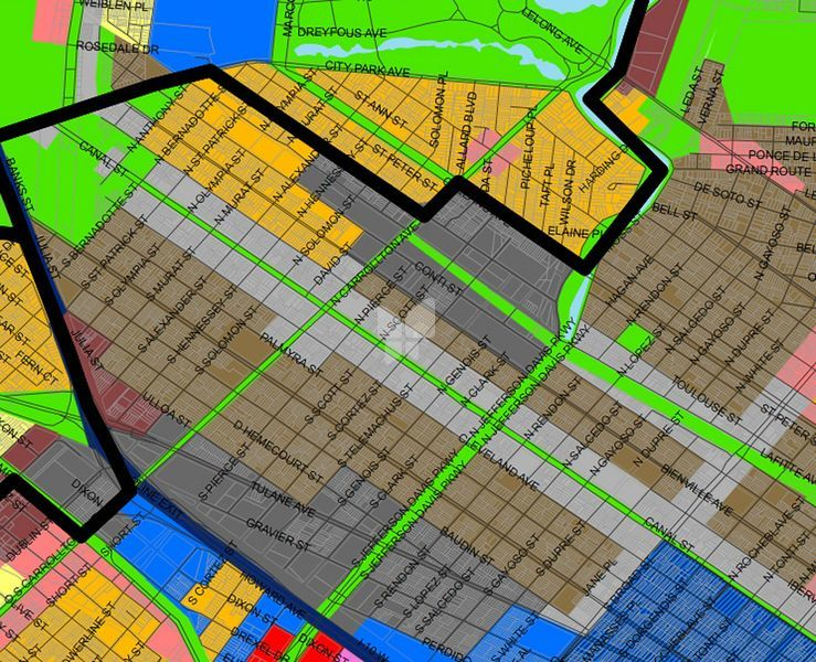 City Mid City - Master Plans
