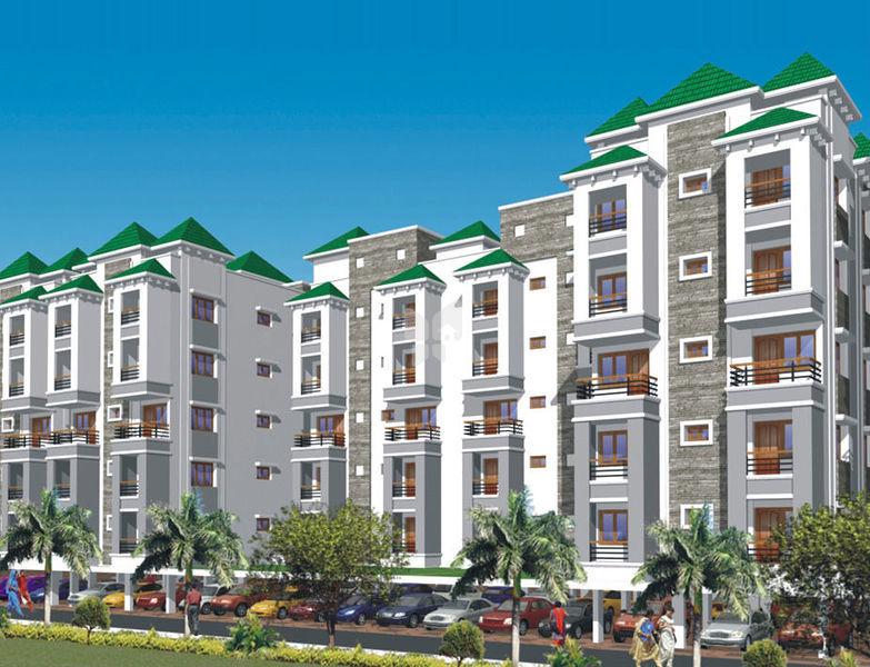 Modi Properties Greenwood Residency - Elevation Photo