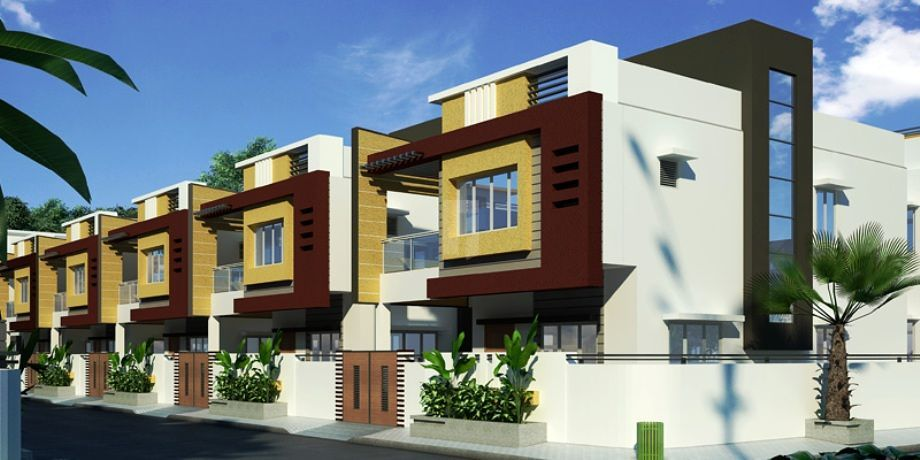 City Heights Golden Villas - Project Images
