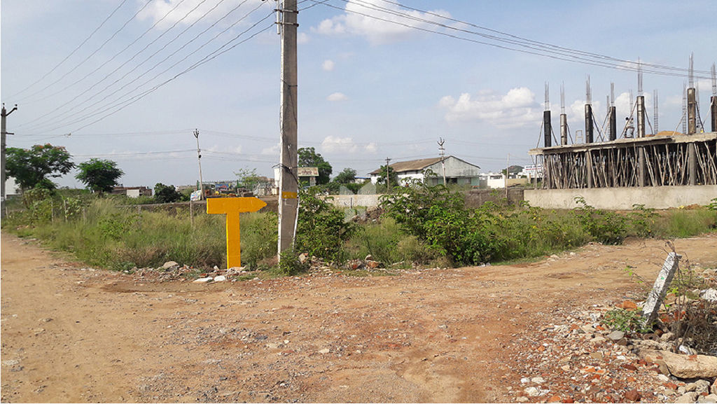 VVK Indra Nagar - Elevation Photo