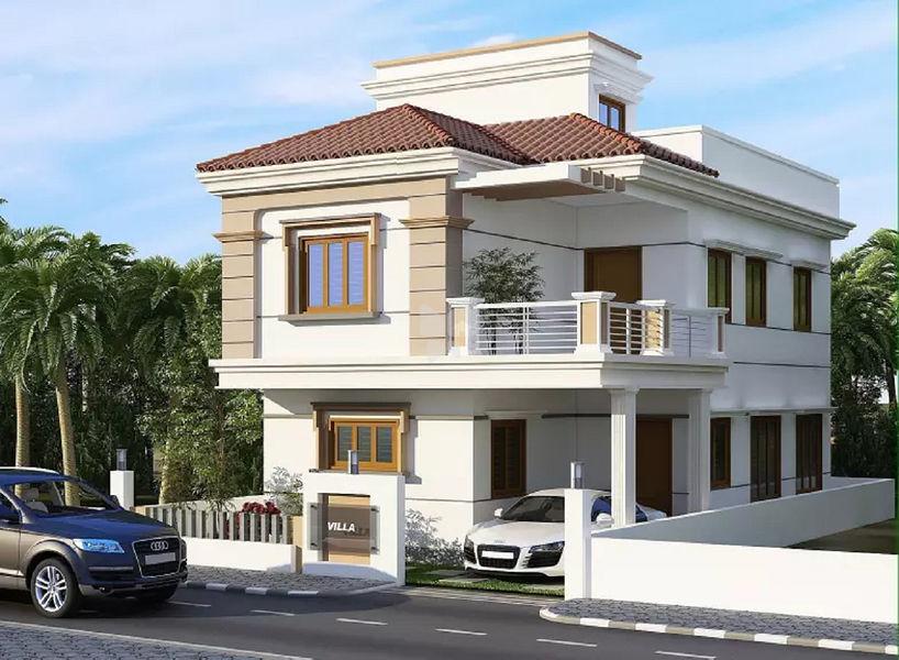 Abhyudaya Starcity Villa - Elevation Photo