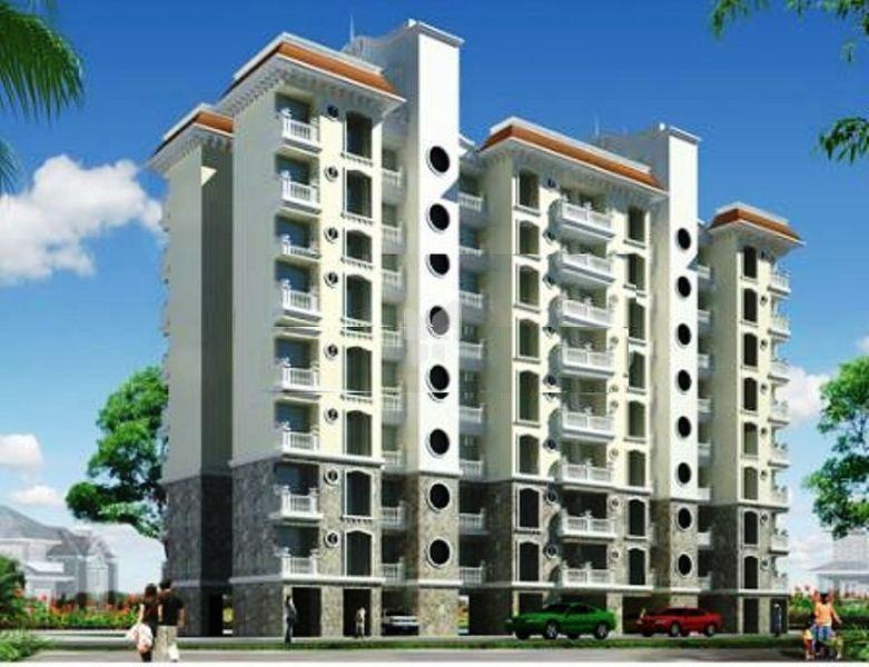 Dipti Reino Apartments - Elevation Photo