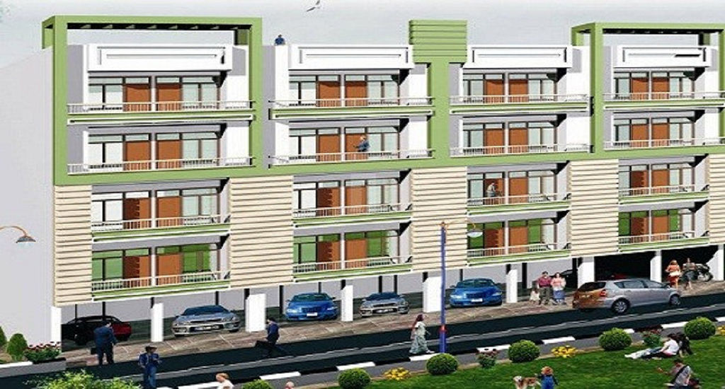 Skytech Magadh Evergreen Homes - Project Images