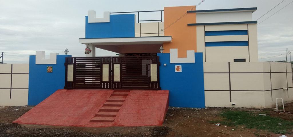 Sri Balaji Vijayalakshmi Nagar - Elevation Photo