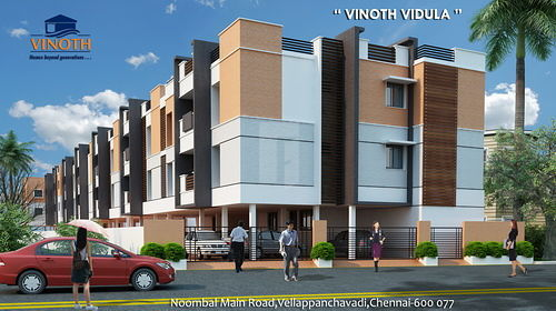 Vinoth Vidula - Project Images