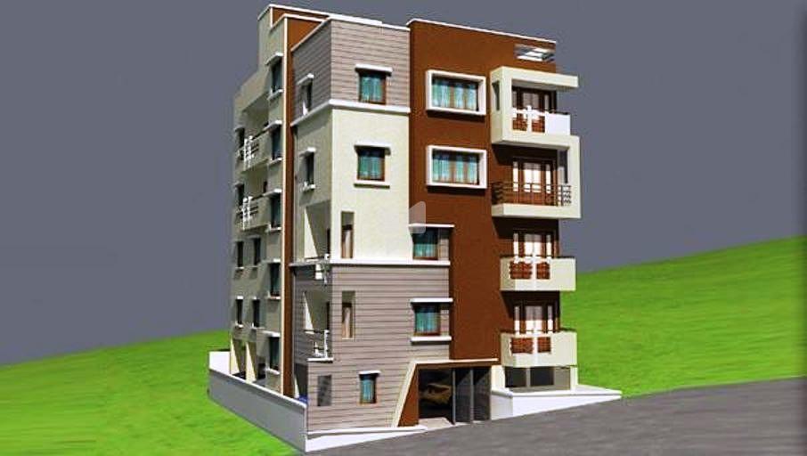 Tirumala Balaji Heights II - Elevation Photo